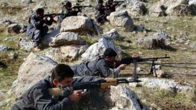 Doğu Kürdistan'da çatışma: Biri komutan olmak üzere 2 pastar öldürüldü