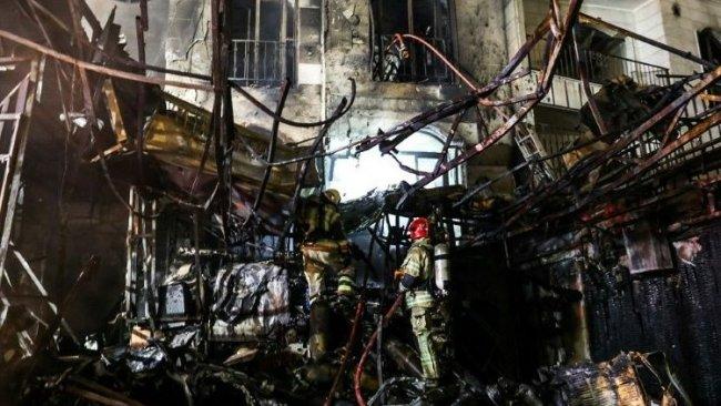 İran gizemli patlamalar nedeniyle tetikte