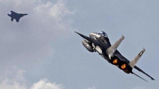 Suriye'de İran güçlerini hedef alan 5 hava saldırısı düzenlendi