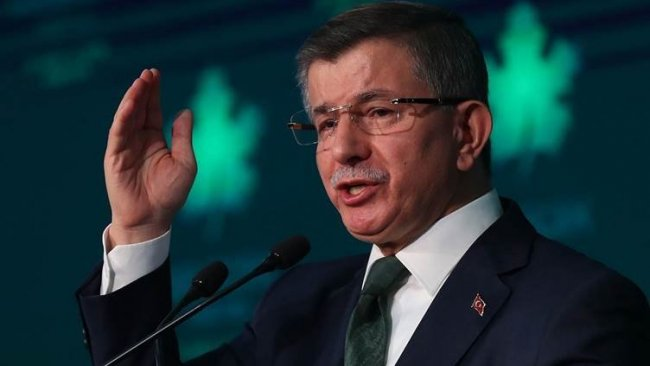 Davutoğlu'ndan sert çıkış: Anadolu'yu ayağa kaldırırım