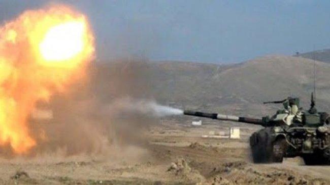 Ermenistan: Sınırda Azerbaycan'a ait tankları imha ettik