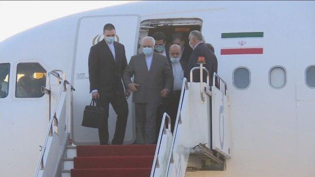 İran Dışişleri Bakanı Cevad Zarif Erbil'de