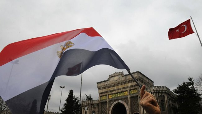Mısır: Türkiye'nin Arap ülkelerinin işlerine karışmasına karşı çıkıyoruz