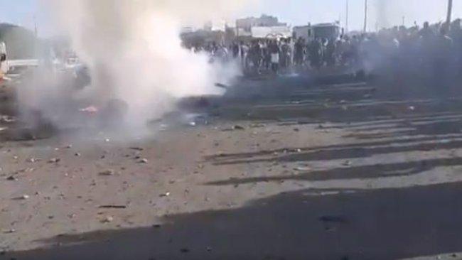 Türkiye-Suriye sınırında patlama: Çok sayıda ölü ve yaralı var!