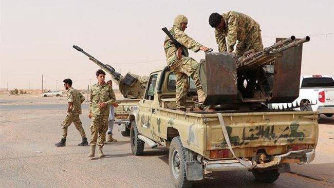 Üç Liderden Ortak Libya Açıklaması
