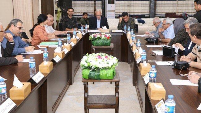 ENKS: Müzakerelerin ikinci aşaması 'ortak bir askeri güç' oluşturmak