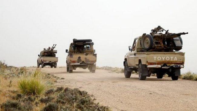 Libya'da UMH güçleri Sirte'ye doğru ilerliyor