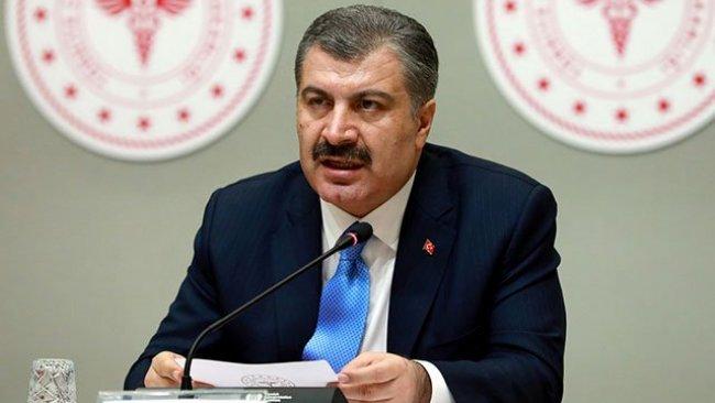 Sağlık Bakanı Koca, vaka sayısı en yüksek ve en düşük illeri açıkladı
