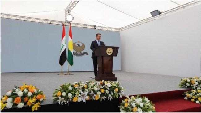 Başbakan Barzani'den Zaho'daki projeler için talimat