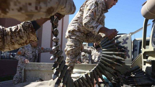 Libya'da tansiyon giderek yükseliyor...Sirte operasyonu yaklaşıyor mu?
