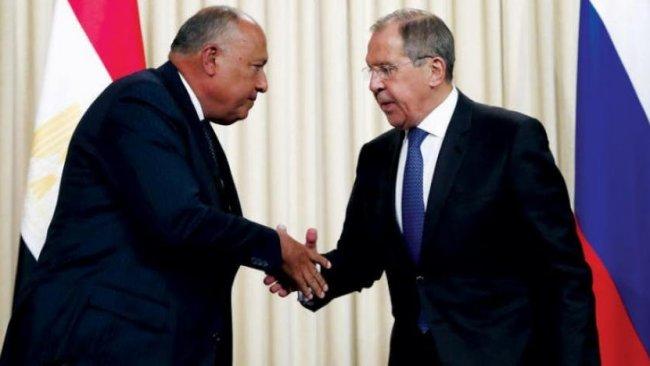 Rusya ve Mısır arasında 'Libya' görüşmesi