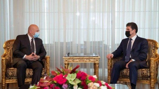 Başkan Barzani: IŞİD, insanlığa karşı işlediği suçlar nedeniyle cezalandırılmalı