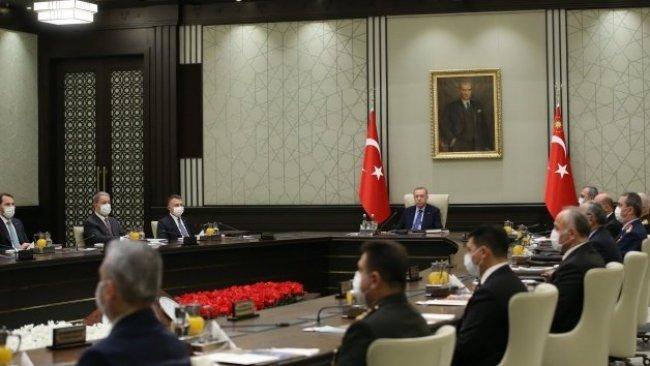 MGK toplantısı sona erdi: Bildiride Libya ve Ermenistan vurgusu