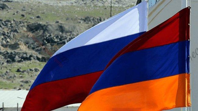 Ermenistan ve Rusya'dan ortak tatbikat