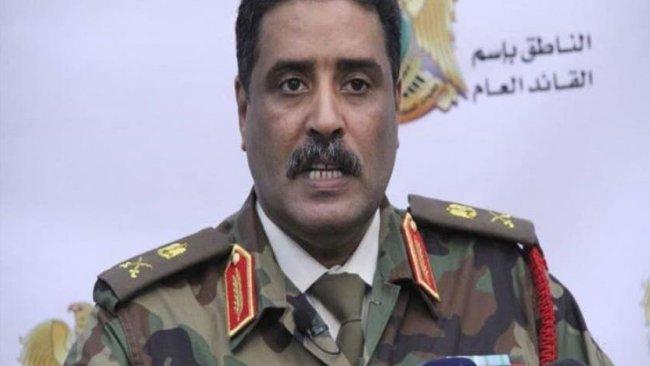 Libya Ulusal Ordusu: Sirte'nin batısında bir Türk İHA'sı vuruldu