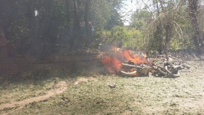 Serekaniye'de bombalı saldırı: Ölü ve yaralılar var