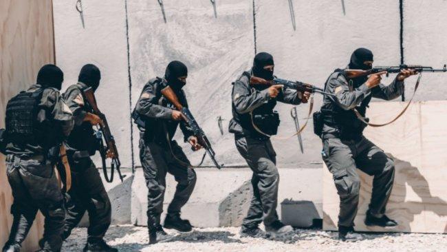 ABD ve YPG'den ortak tatbikat