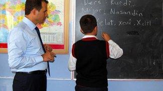 Kürtçe Öğretmenleri İnisiyatifi: Ayrımcılık ortadan kalksın