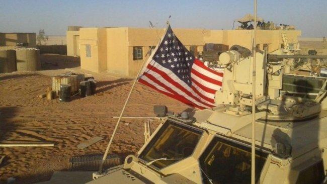 ABD, Rojava'da en büyük askeri üssünü inşa ediyor