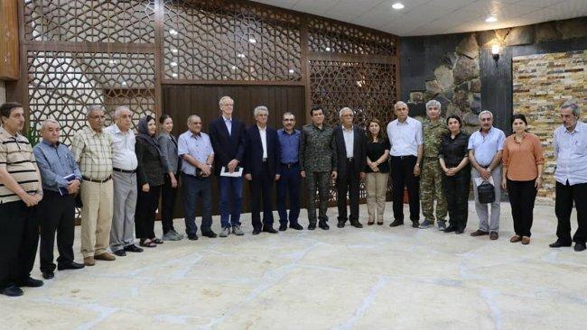 ABD, Rojava'da Kürt birlik müzakerelerinin ikinci aşamasını görüştü