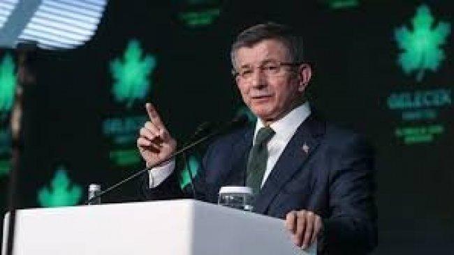 Davutoğlu: Bana 'prime minister' dendiğinde rahatsız olmayanlar, 'serok vezir' dendiğinde niye rahatsız oluyor?