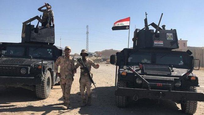 Irak Ordusu tüm sınır kapılarının yönetimini devraldı