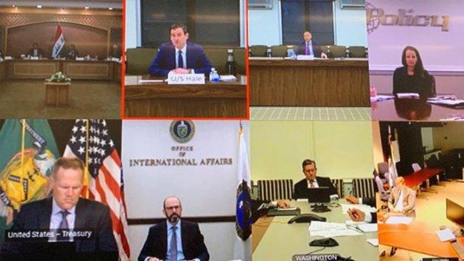 Irak'tan ABD'ye: Müzakereye hazırız