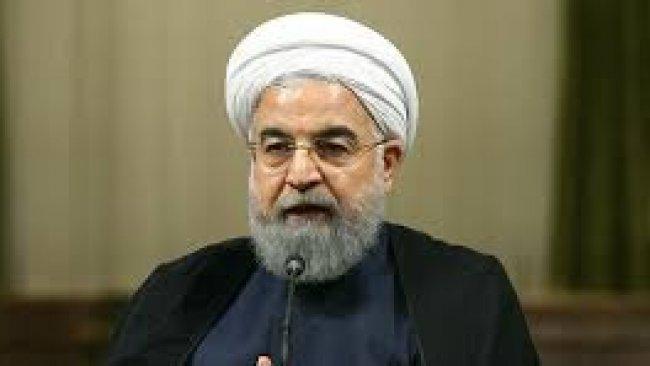 Ruhani: Halkımız çok ağır bir süreç geçiriyor