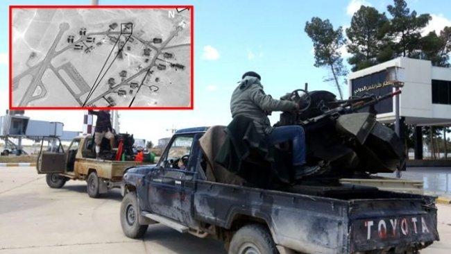 ABD: 'Rusya Libya'da tutunma noktası arıyor'