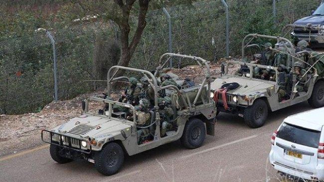 İsrail Ordusu Lübnan sınırına takviye yapıyor
