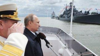 Putin: Rusya donanmasının benzersiz hipersonik silahları olacak
