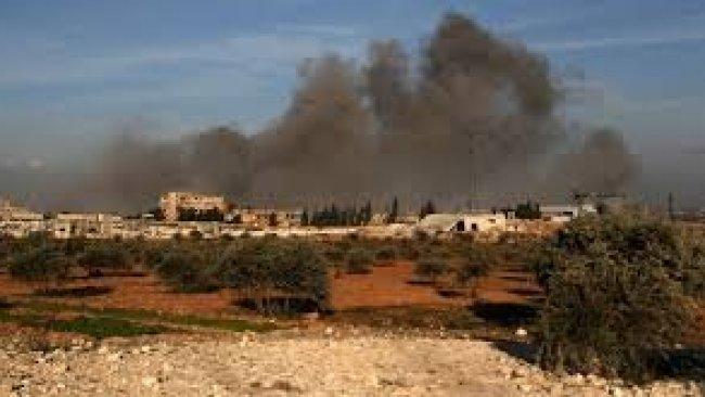 Rusya: El Nusra'nın yerleşim yerlerini hedef aldı