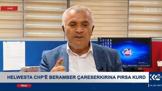 CHP'li vekilden Kürt sorunu yorumu