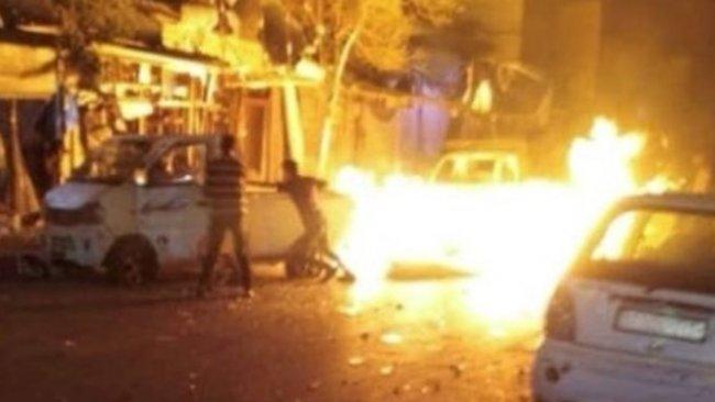 İdlib'de bombalı araç saldırısı
