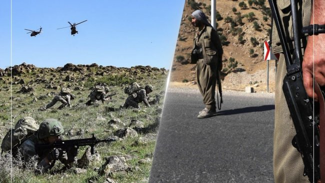 Kürdistan Parlamentosu'ndan TSK-PKK çatışmalarına ilişkin rapor