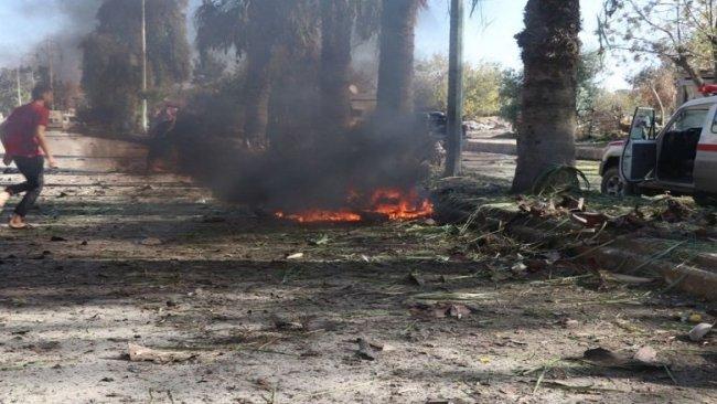 ABD'den Serêkaniyê'deki bombalı saldırıya kınama