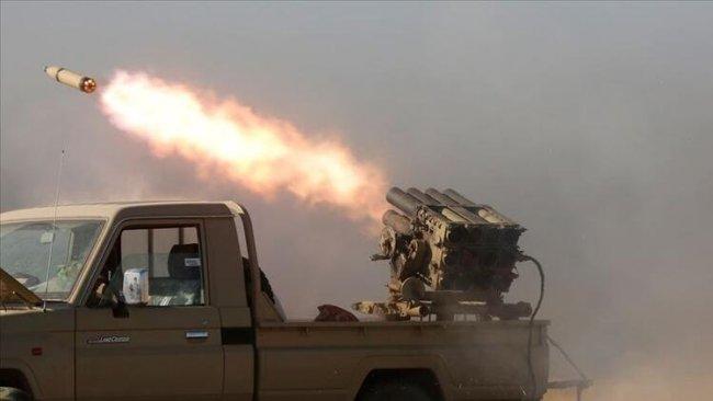 Irak'ta askeri üsse füze saldırısı