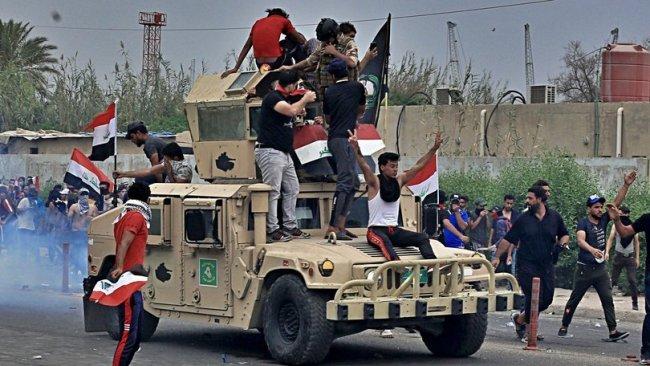 Irak'ta tansiyon yükseliyor: Ölü ve yaralılar var