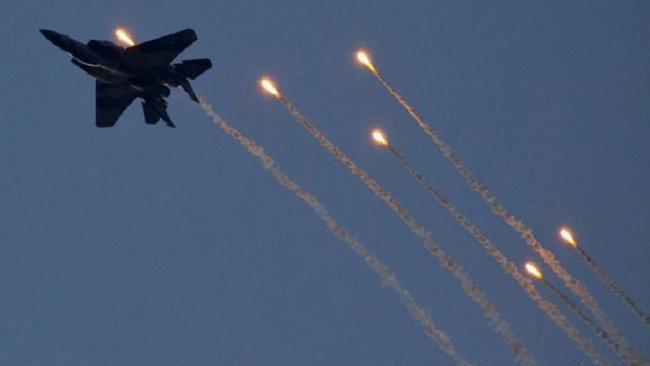 İsrail'in, Suriye'deki hava saldırılarında 60 İran milisi öldürdü