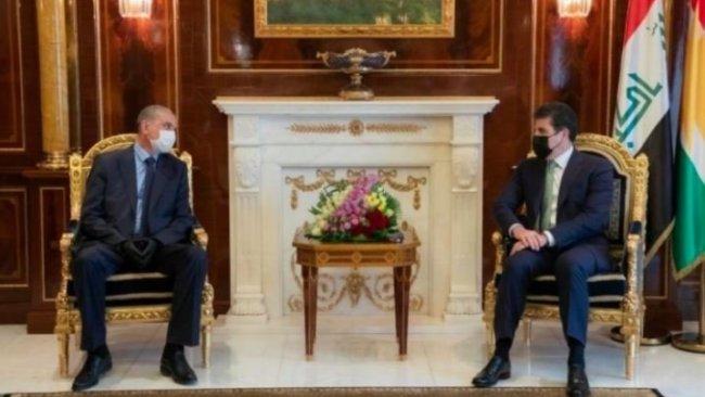 Başkan Neçirvan Barzani, Irak İçişleri Bakanı ile görüştü