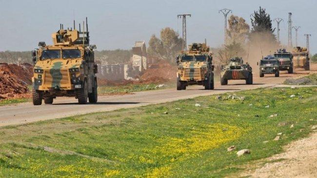 İdlib'deki Türk-Rus ortak devriyesine bombardıman engeli
