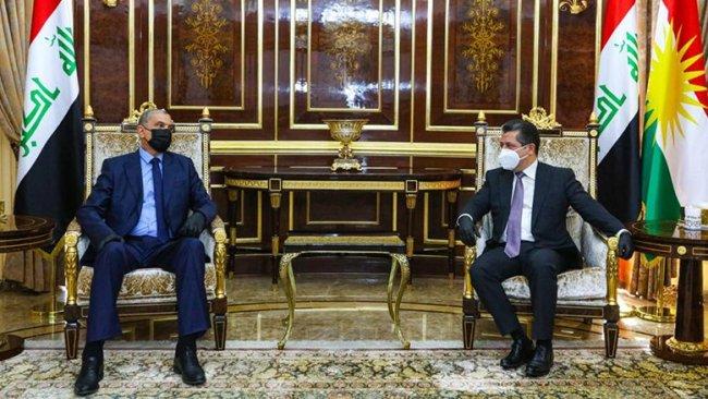 Irak: Kazımi, Kürdistan Bölgesi ile yaşanan tüm sorunların çözümüne hazır