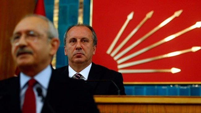 Kulis: Muharrem İnce CHP'den ayrılıp yeni parti kuracak