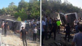Mut'taki otobüs kazasını YPS üstlendi: Kaza değil, biz yaptık!
