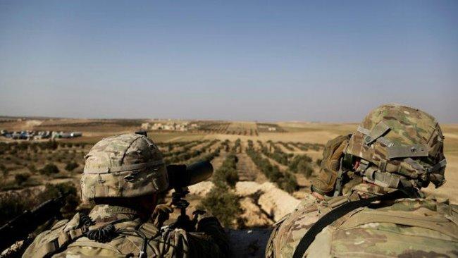ABD ve Fransa'dan Kürt güçlerine eğitim