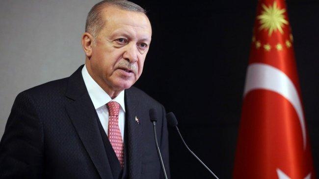 Erdoğan: Irak ve Suriye'den Libya'ya uzanan geniş bir alanda...