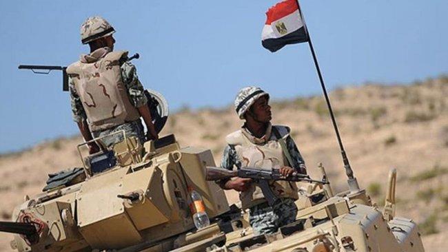 'Mısır, Suriye'ye asker gönderdi'