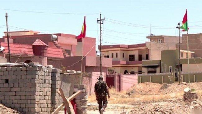 PKK'den gösteri düzenleyen Ezdilere tehdit