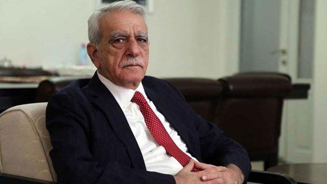 Ahmet Türk: Kayyum modeli çöktü