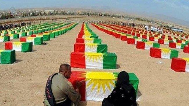 Barzaniler Enfali'nde katledilen 8000 şehidimizi saygıyla anıyoruz